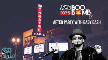 None - Boo Bomb After Party 10/19-10/20 @ Paris Theater