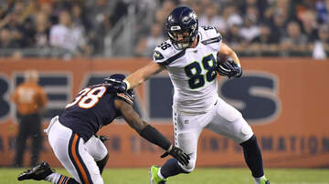 Seattle Seahawks - Cody Barton gets first-team reps, Will Dissly making progress