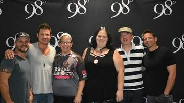 Concert Photos - 98 Degrees Meet and Greet!!