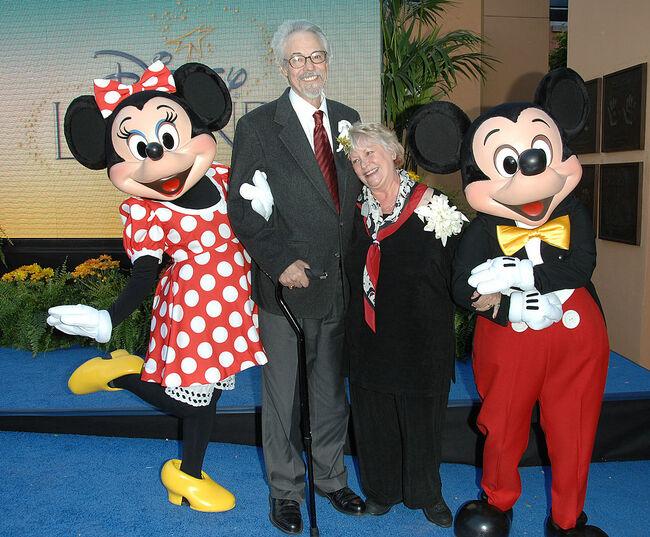 2008 Disney Legends Ceremony