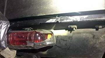 None - Man Busted For Using Red Sports Drink as Brake Light...