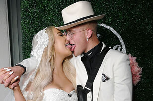 Inside Jake Paul & Tana Mongeau's Las Vegas Wedding: See The Photos