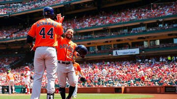 None - Astros Turn Back Cardinals