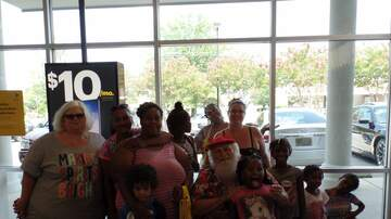 Photos - Sprint Christmas in July 7/27/19
