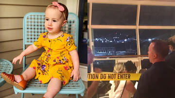 Leigh Ann and Jeremy - 'Where's my baby?' Mom of toddler who fell from cruise ship speaks.