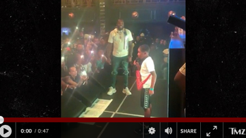 Jess Live - Meek Mill's 9 Year Old Son Drops Freestyle (VIDEO)