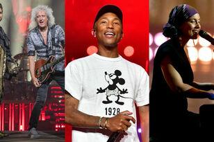 Queen, Pharrell Williams & More to Headline 2019 Global Citizen Festival