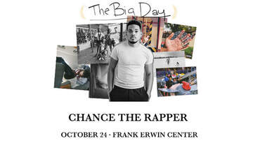 None - Chance The Rapper at Frank Erwin Center