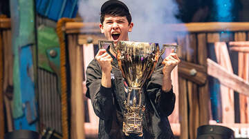 Sports Top Stories - A 16-Year-Old Just Won $3 Million Playing 'Fortnite'