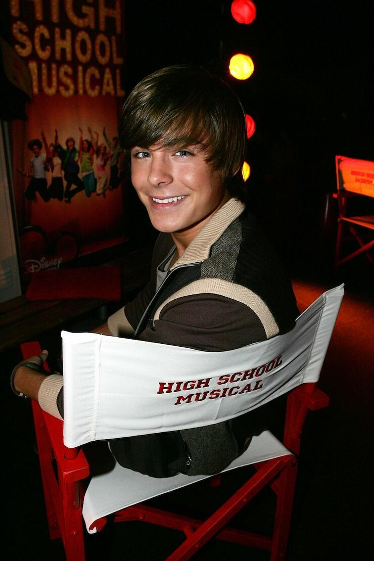 """High School Musical"" Press Conference"