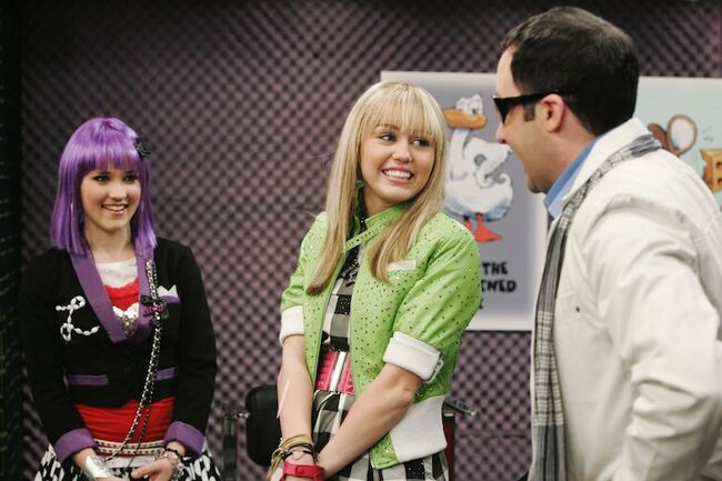 "Disney's ""Hannah Montana"" - Season Three"
