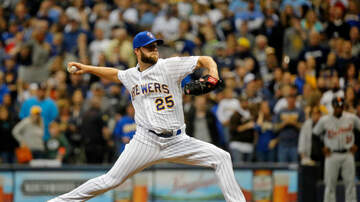 Brewers - Brewers acquire RHP Jordan Lyles from Pittsburgh