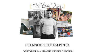None - Chance The Rapper at the Frank Erwin Center