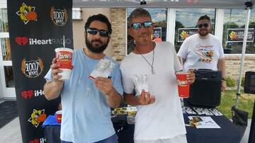 Photos - Bill Squire at Raising Canes Saturday July 27th