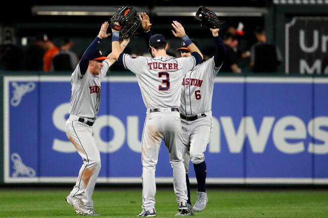 Houston Astros  v Baltimore Orioles - Game Two