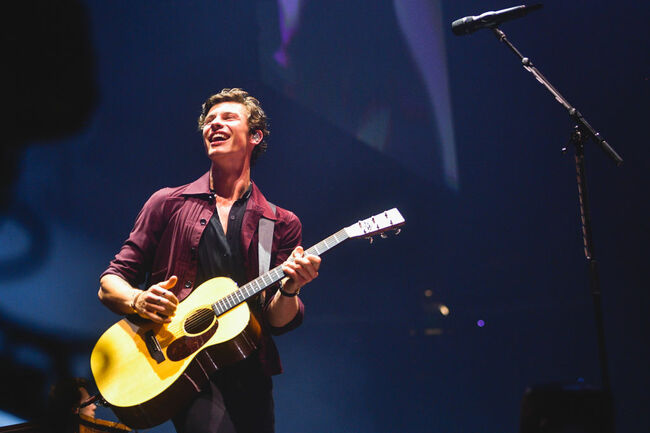 Shawn Mendes In Concert - Los Angeles, CA