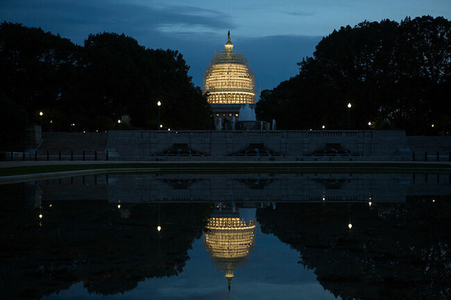 Balance Of Power In Senate To Be Decided During Midterm Elections