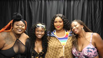 Photos - Lizzo Meet & Greet @ US Bank Arena - 7/26/19
