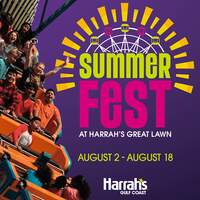 Summer Fest at Harrah's Great Lawn