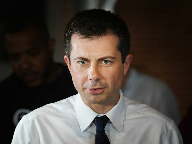 US-POLITICS-VOTE-BUTTIGIEG