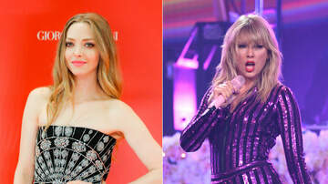 iHeartRadio Music News - Amanda Seyfried Sings A Taylor Swift Classic With A 'Mean Girls' Twist