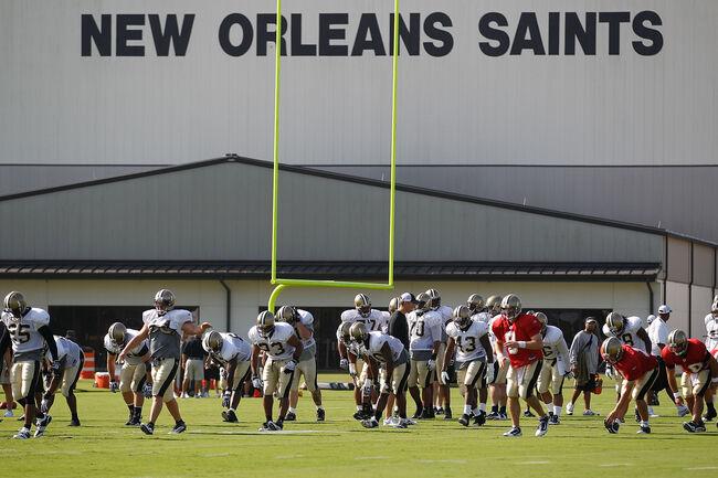 New Orleans Saints Training Camp