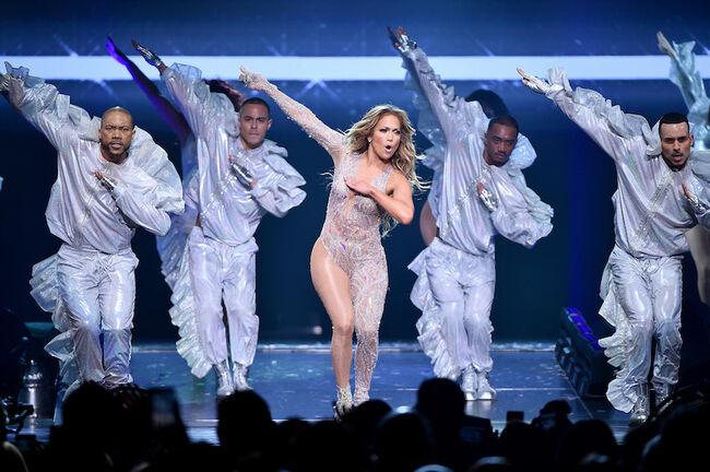 Jennifer Lopez In Concert - New York, NY