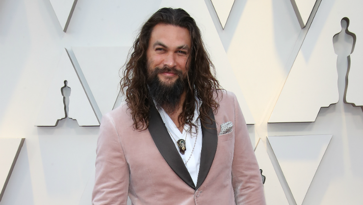 Jason Momoa Had The Best Response To Being Body-Shamed For His 'Dad Bod' | iHeartRadio
