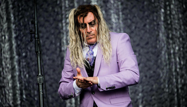 A Perfect Circle Performs At Pinkpop Festival 2018