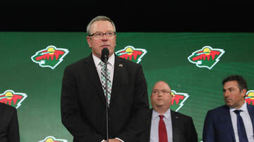 Wild Blog - BREAKING: MN Wild GM Paul Fenton Fired After Just One Season