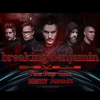 Win Tickets To Breaking Benjamin, Chevelle, and Three Days Grace!
