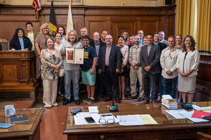 Sean McDowell Receives Pittsburgh Proclamation