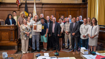Pittsburgh News - Sean McDowell Receives Pittsburgh Proclamation