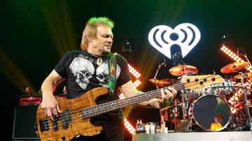 Van Edwards - Former Van Halen Bassist Michael Anthony Goes Home