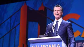 Politics - California Gov. Gavin Newsom Signs Bill Requiring Trump's Tax Returns