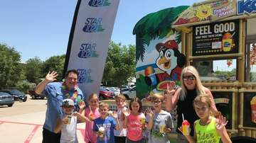 Photos - Kona Ice at The Rec in Grapevine KDGE 7.30.19
