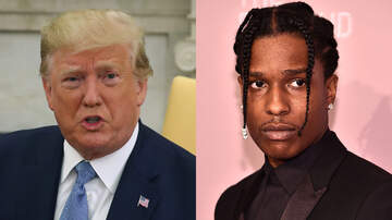 National News - President Trump Sends Hostage Specialist To A$AP Rocky's Swedish Trial