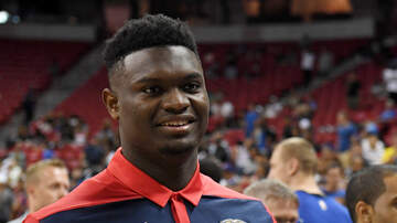 Louisiana Sports - Zion Says His Intentions Are To Stay With Pelicans