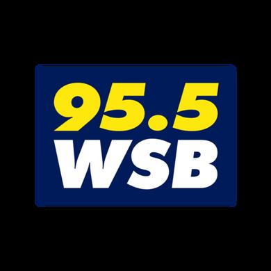 95.5 WSB logo
