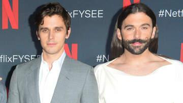 iHeartPride - Wait, Are Queer Eye's Jonathan Van Ness & Antoni Porowski Dating?