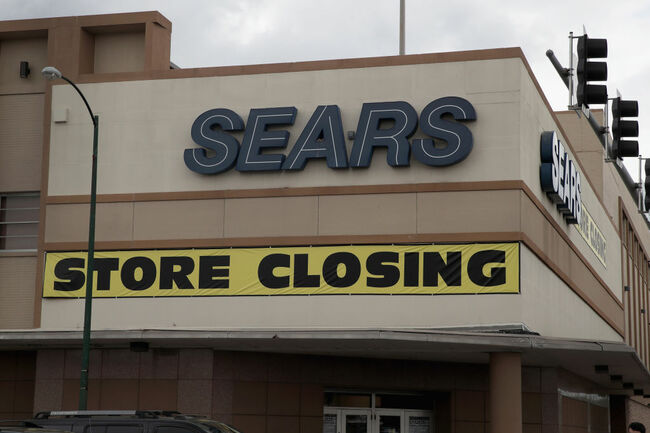 "The Rise And Fall Of ""Amazon 1.0,"" Sears, On Bizography"