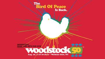Ken Dashow - Woodstock 50 Has Finally Been Cancelled