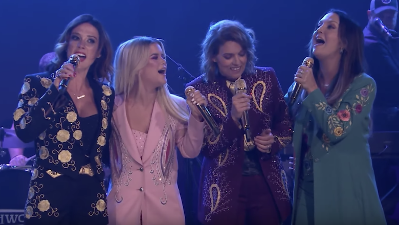 The Highwomen Make Their Television Debut On 'Fallon': Watch
