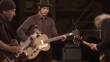 Jake Dill - Jack White Teaches the Seven Nation Army Riff to The Edge and Jimmy Page