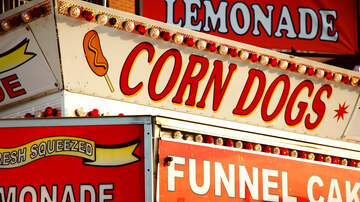 Bobby Bones - Food World: Weird State Fair Foods You'd Probably Eat