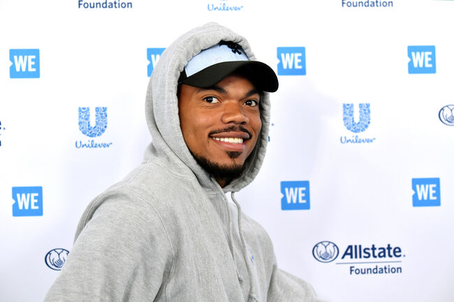 Chance the Rapper (Getty)
