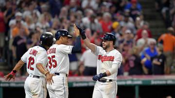 Sports Desk - Indians top Astros
