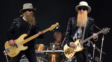 THE  Z  MAN - The Legendary ZZ TOP!