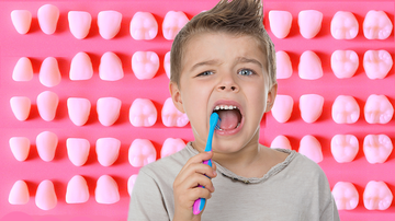 Johnjay And Rich - Doctors Remove 526 Teeth From 7-Year-Old Boy's Mouth