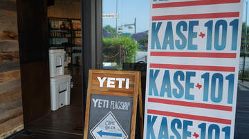 None - Gone West at YETI Flagship 7/31/19